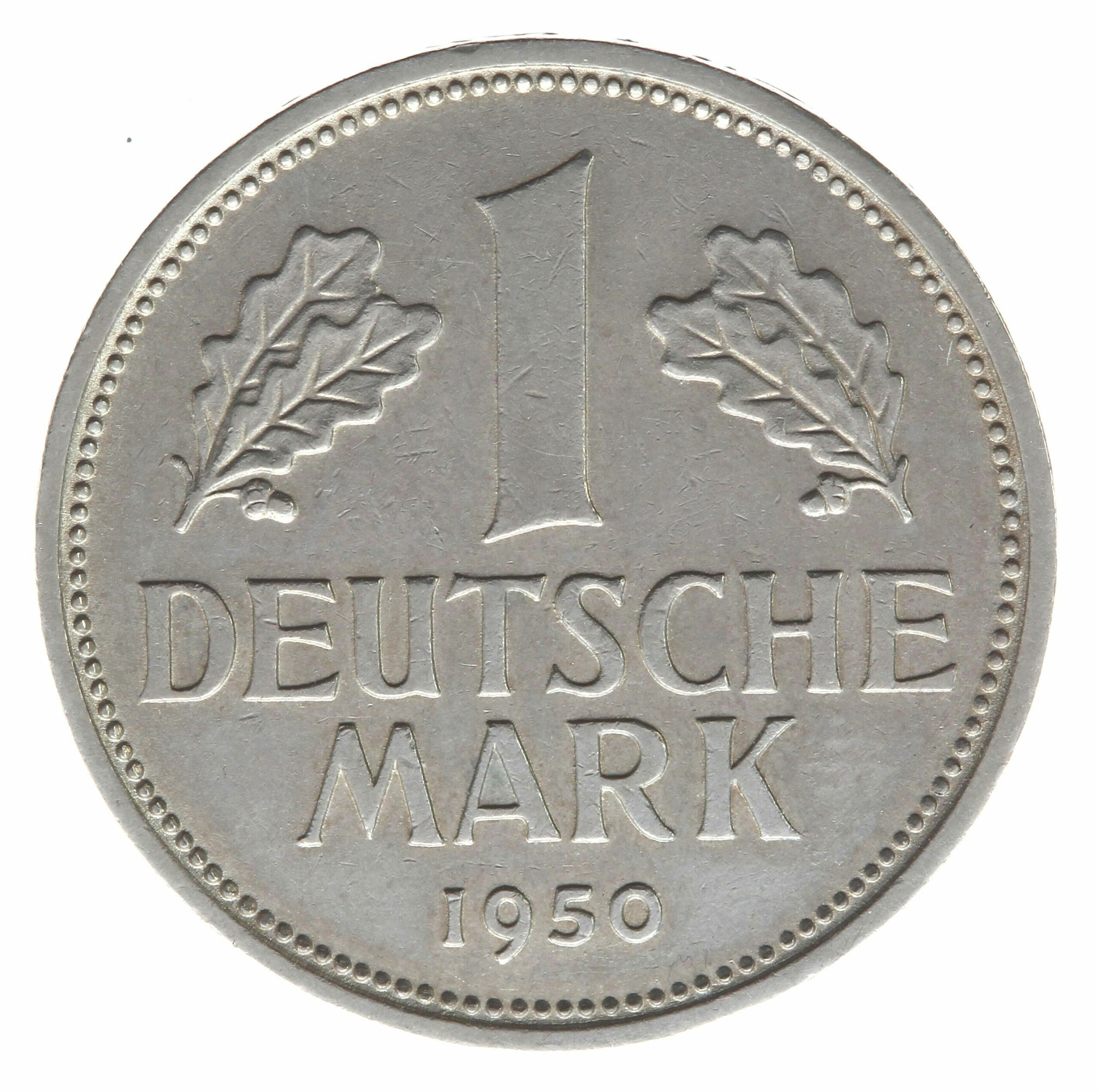 DE 1 Deutsche Mark 1950 D