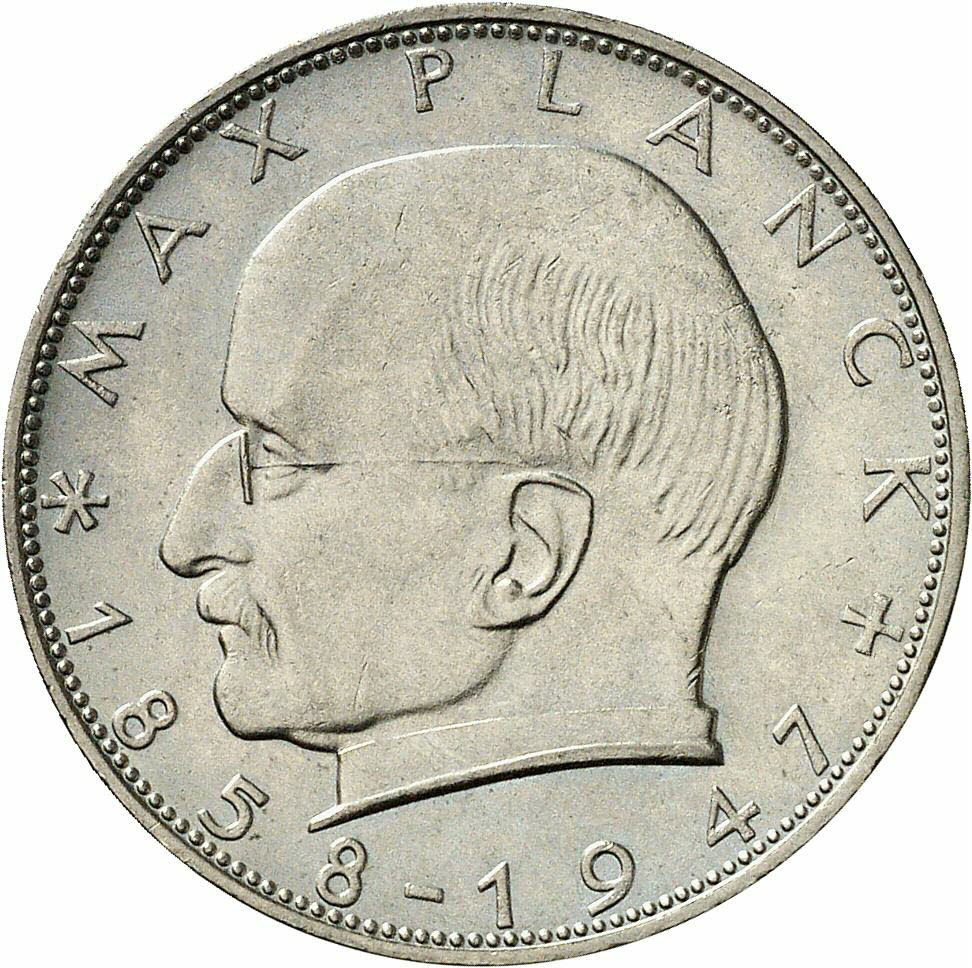 DE 2 Deutsche Mark 1959 G