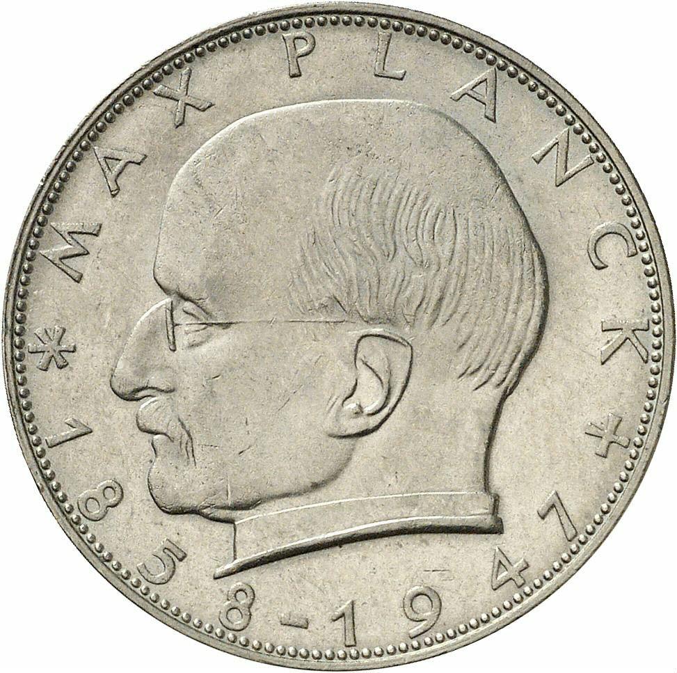 DE 2 Deutsche Mark 1960 G