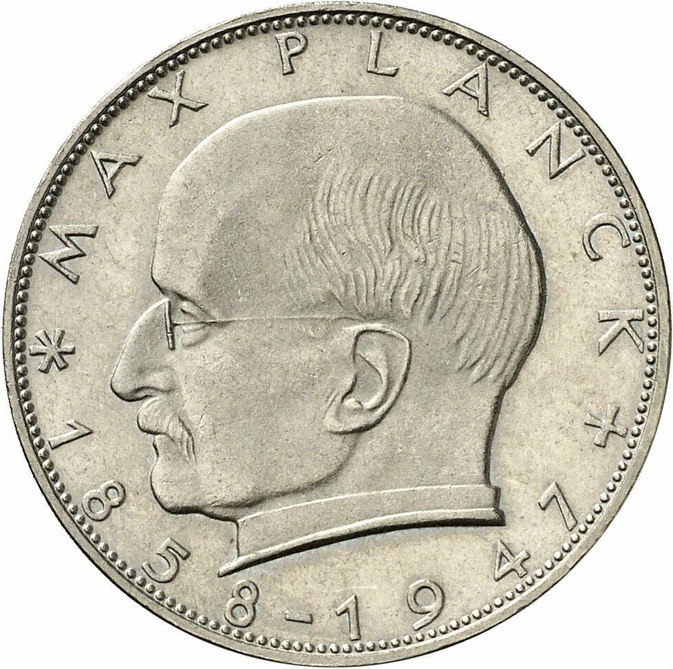 DE 2 Deutsche Mark 1963 J