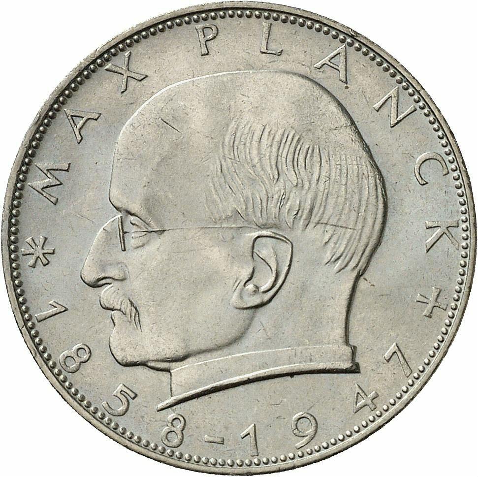 DE 2 Deutsche Mark 1963 D