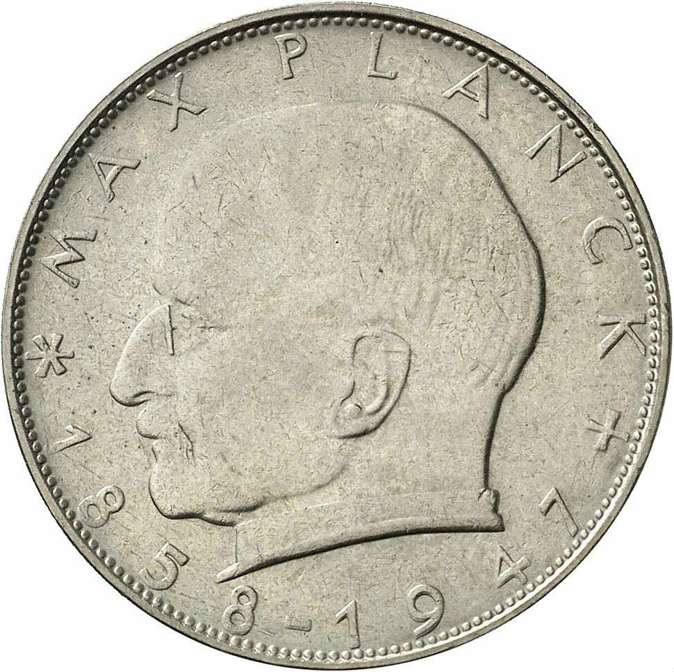 DE 2 Deutsche Mark 1963 G