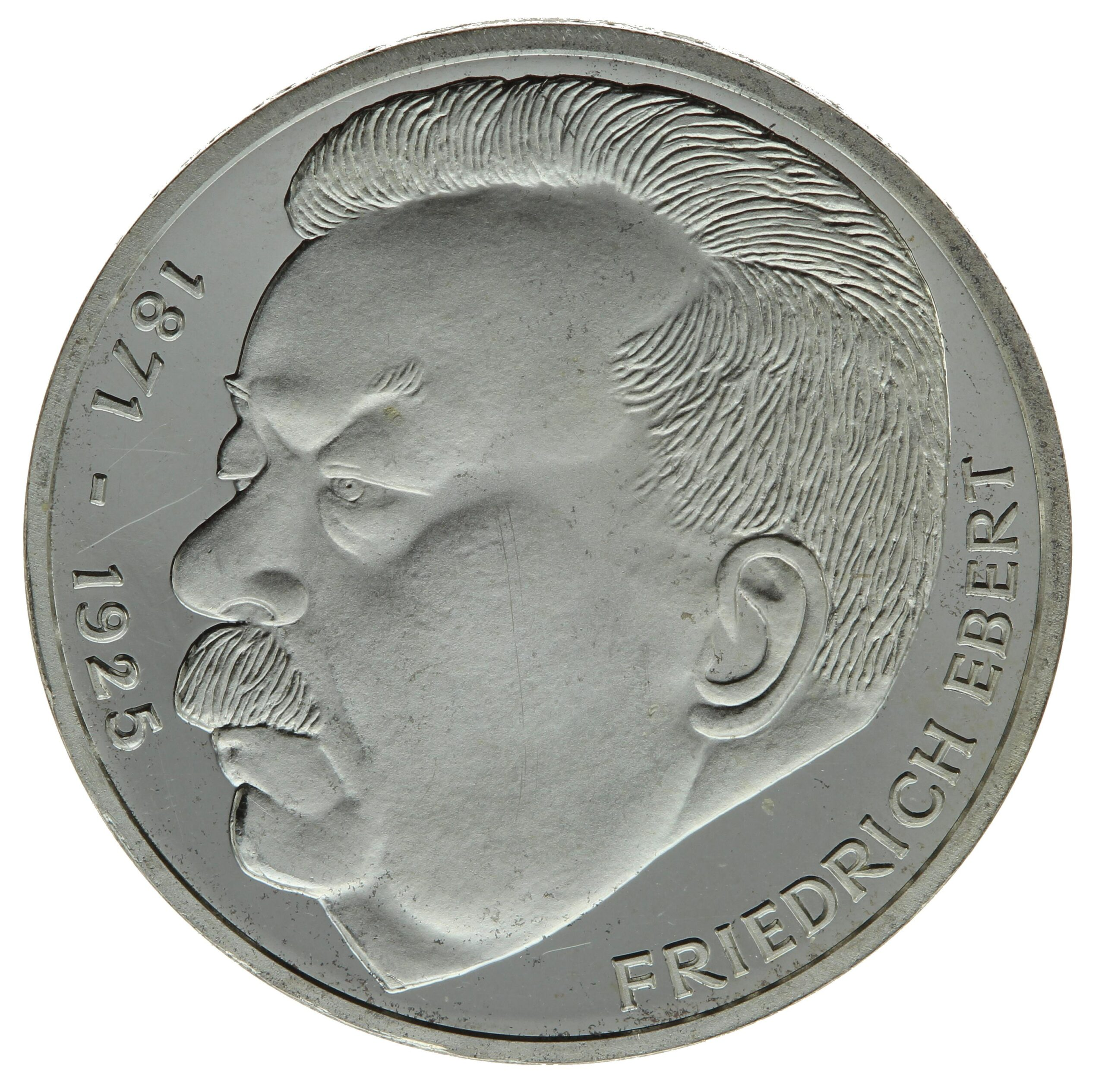 DE 5 Deutsche Mark 1975 J