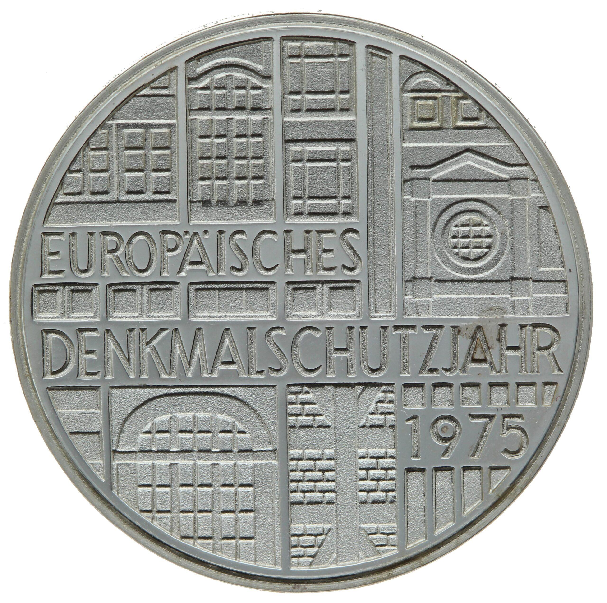 DE 5 Deutsche Mark 1975 F