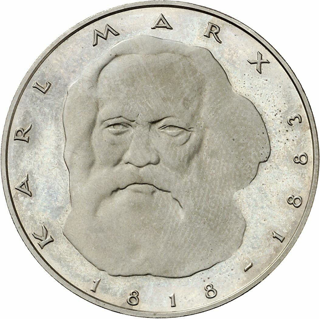 DE 5 Deutsche Mark 1983 J