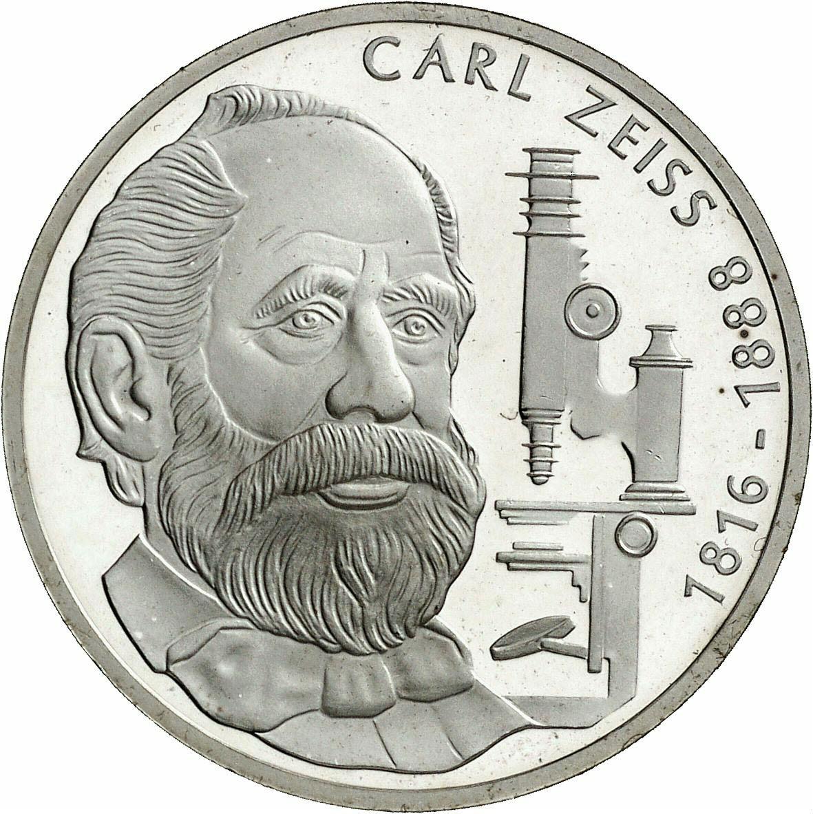 DE 10 Deutsche Mark 1988 F