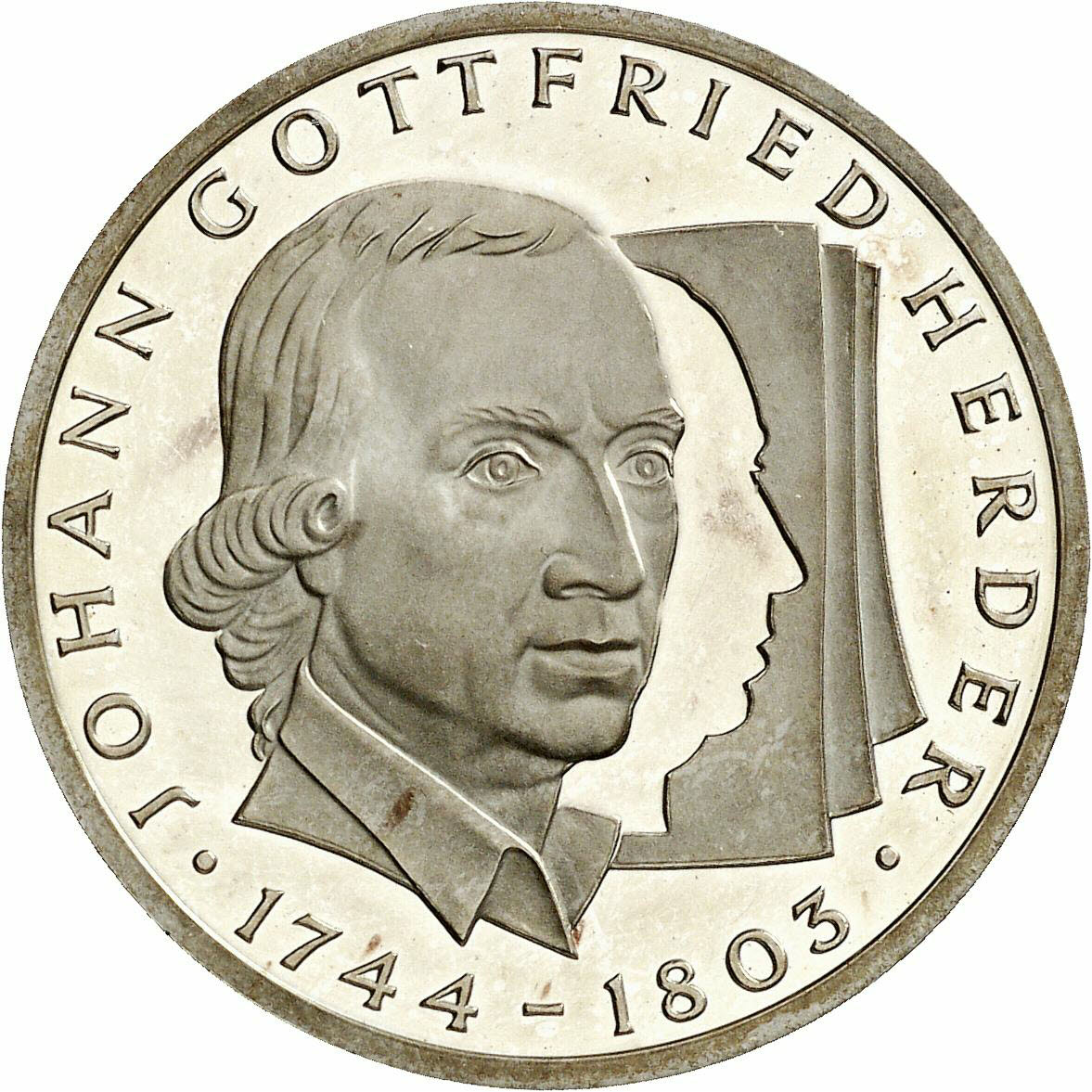 DE 10 Deutsche Mark 1994 G