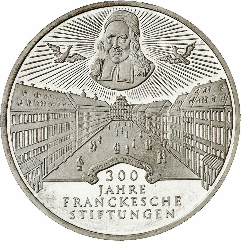 DE 10 Deutsche Mark 1998 F