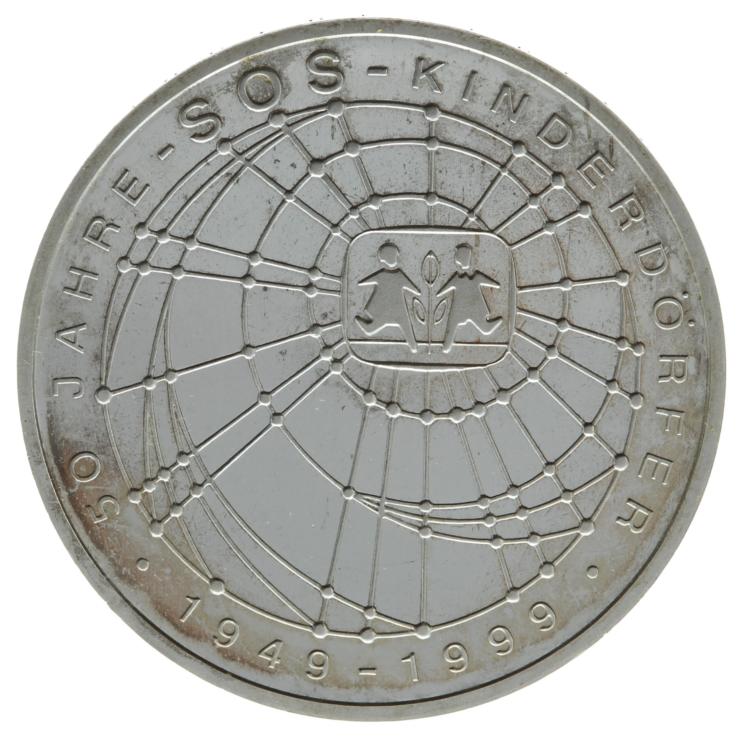 DE 10 Deutsche Mark 1999 F