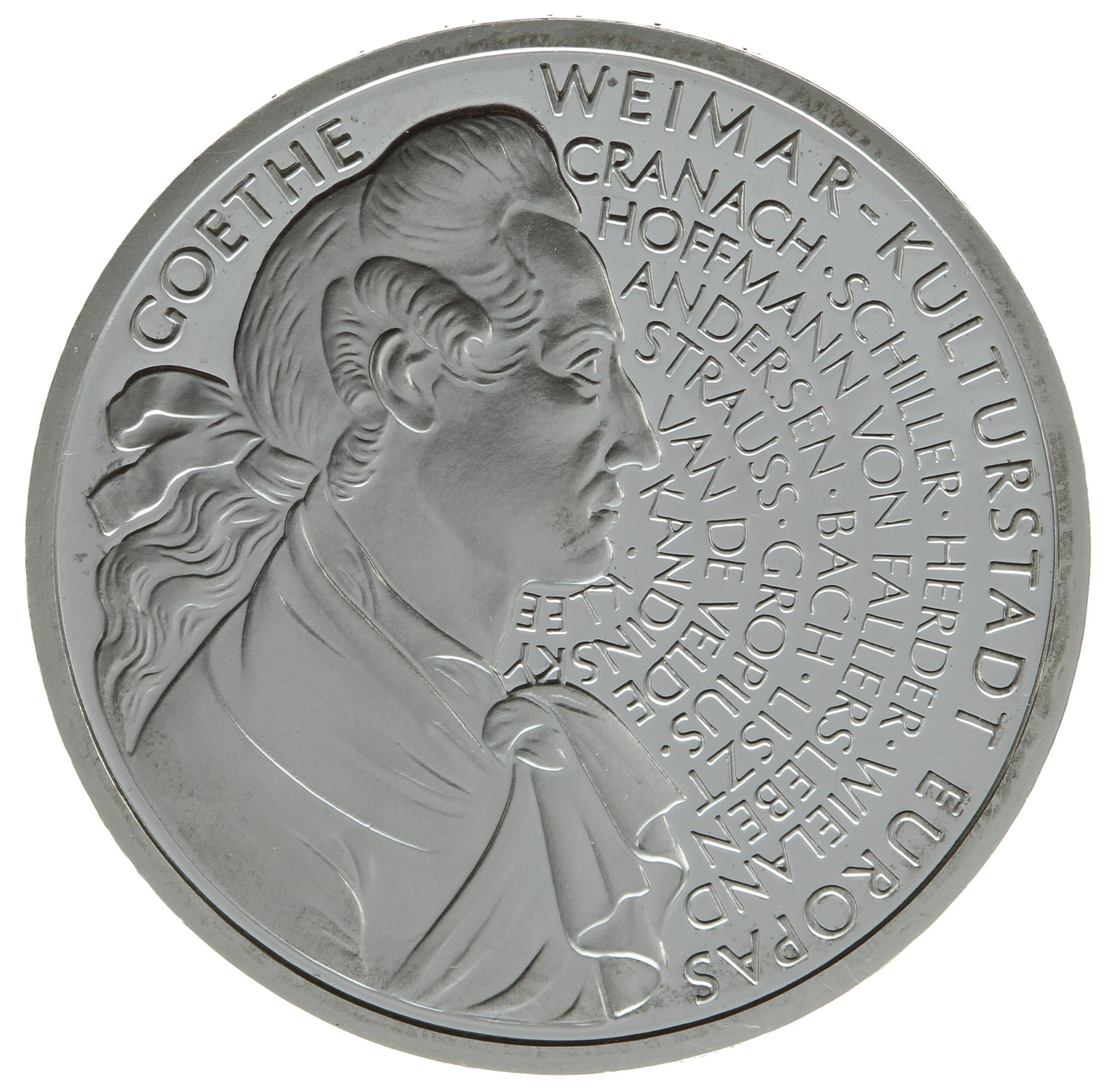DE 10 Deutsche Mark 1999 A