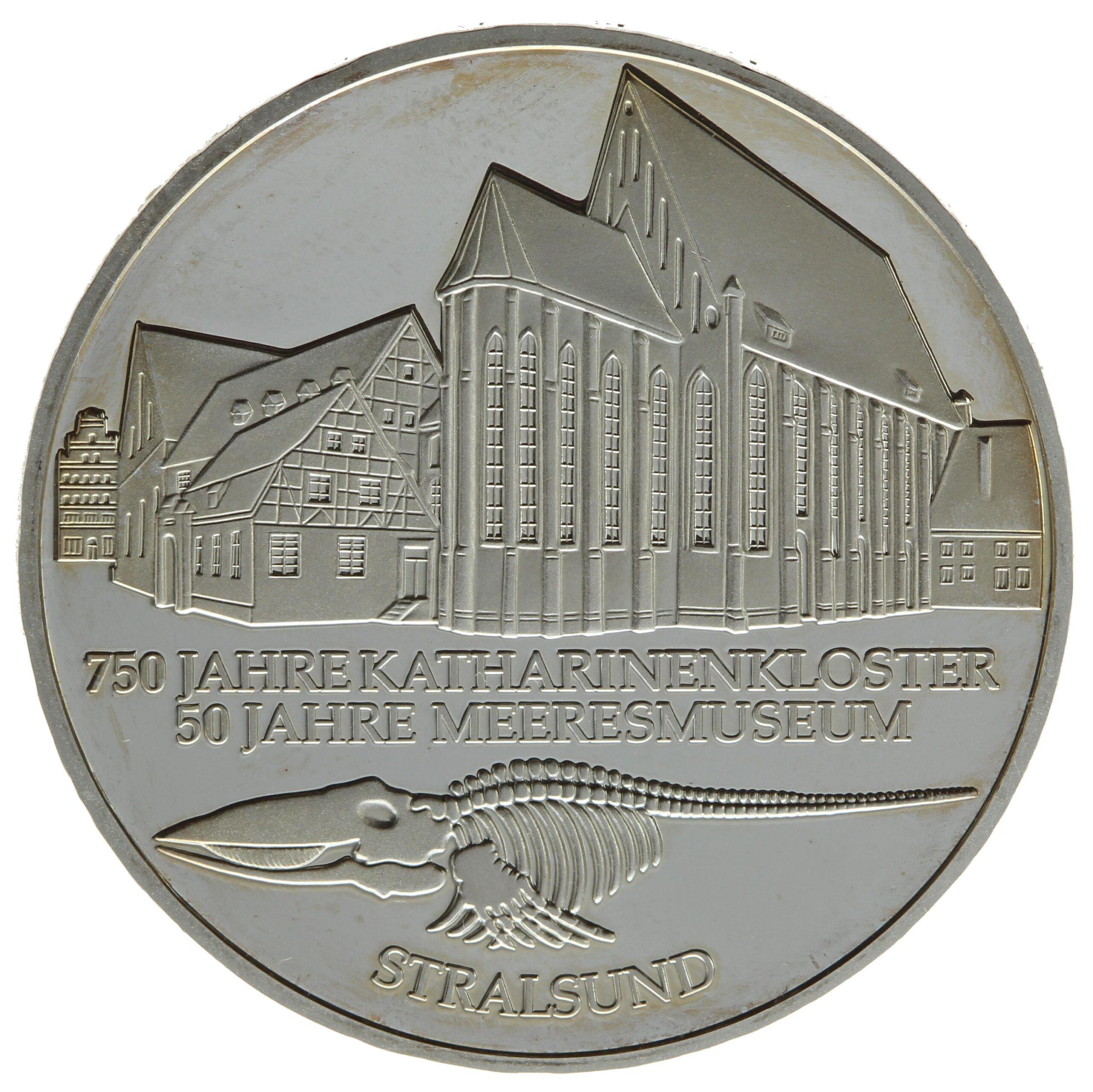 DE 10 Deutsche Mark 2001 J