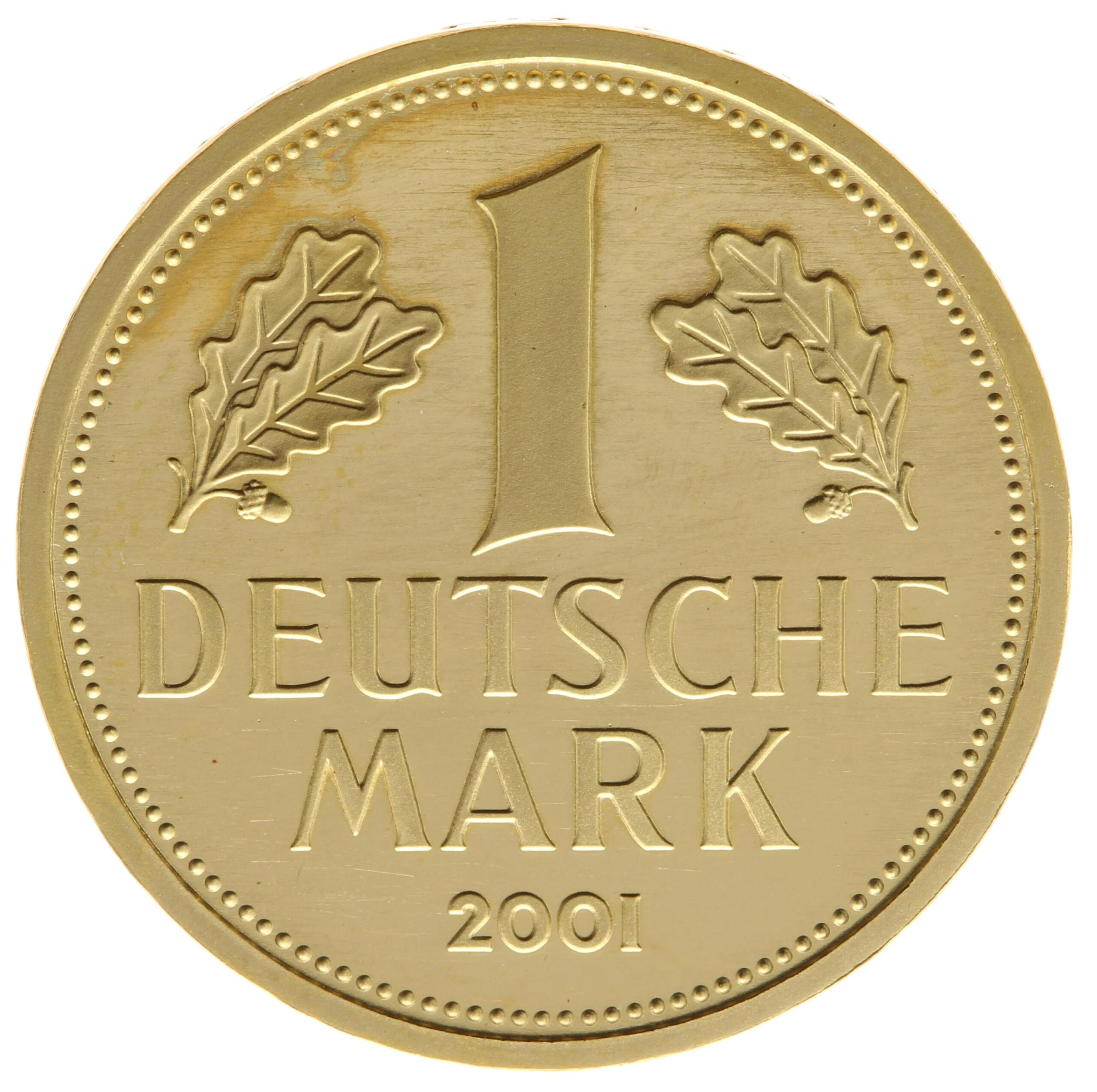 DE 1 Deutsche Mark 2001 G