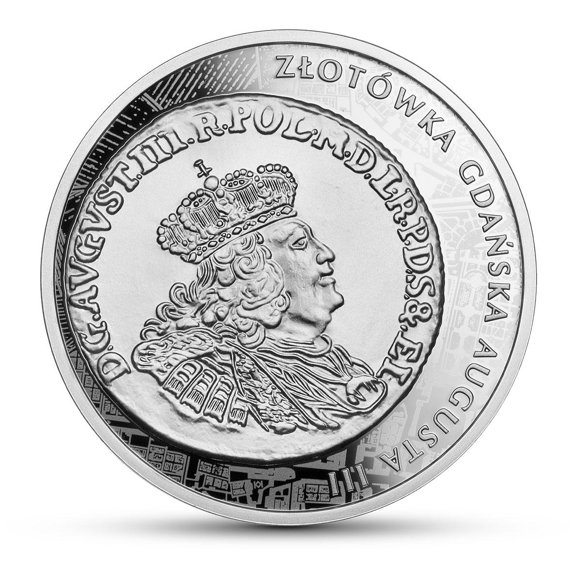 PL 20 Zloty 2020 monogram MW