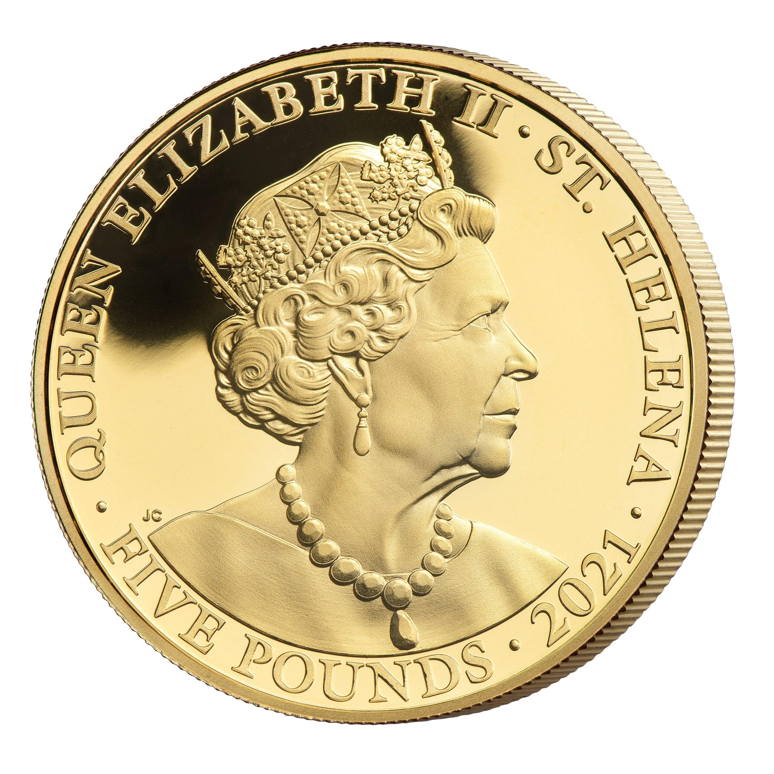 SH 5 Pounds 2021 EIC
