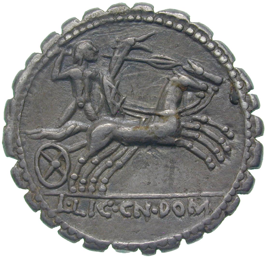RR Denar (Serratus) 118