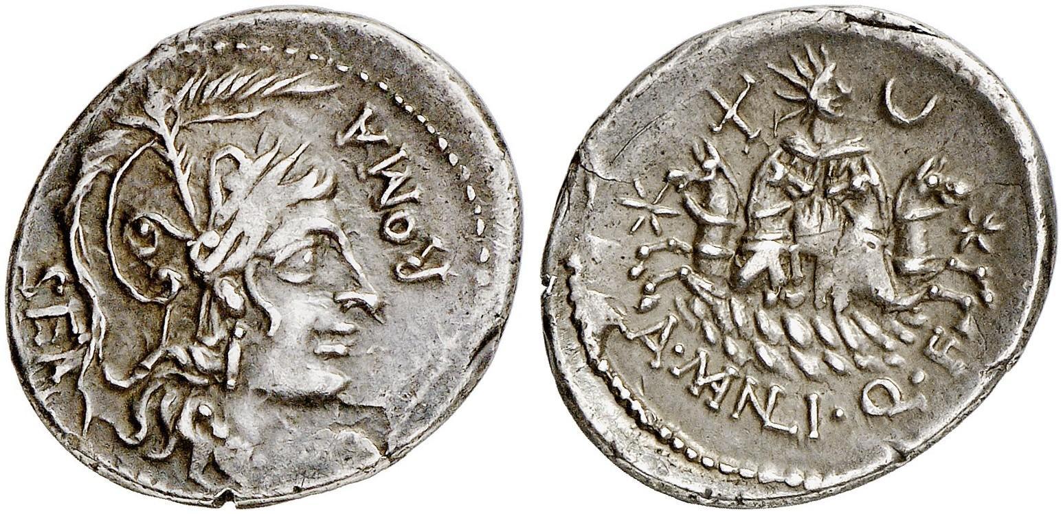 RR Denar 118