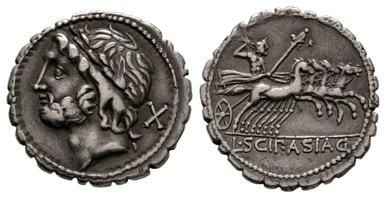 RR Denar (Serratus) 106
