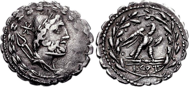 RR Denar (Serratus) 105