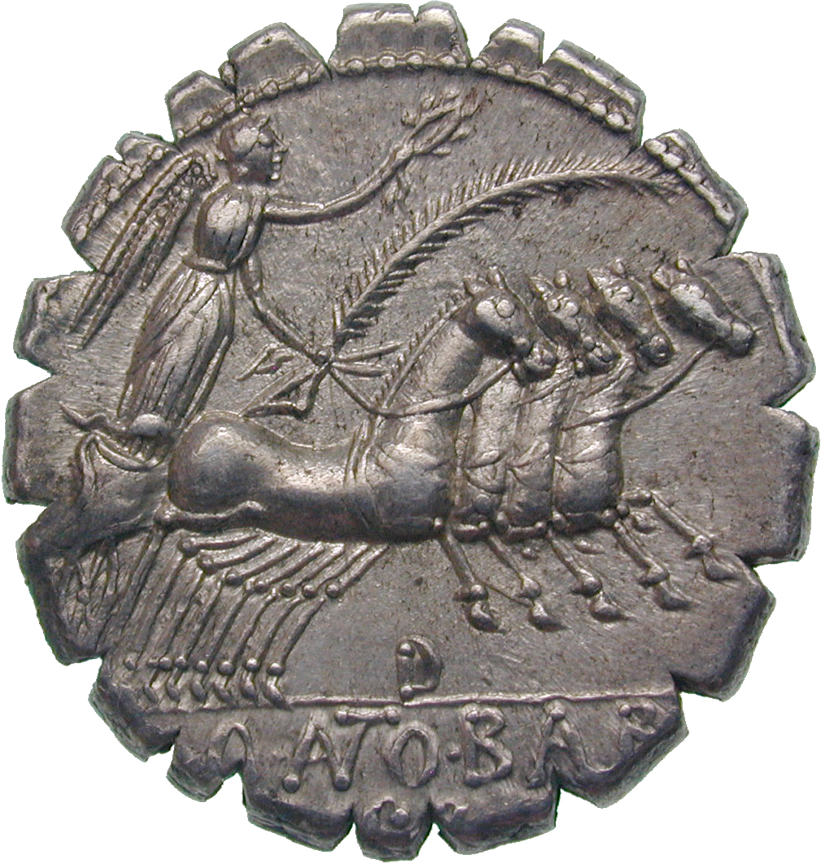 RR Denar (Serratus) 83
