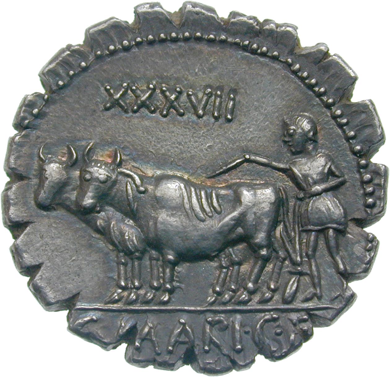 RR Denar (Serratus) 81