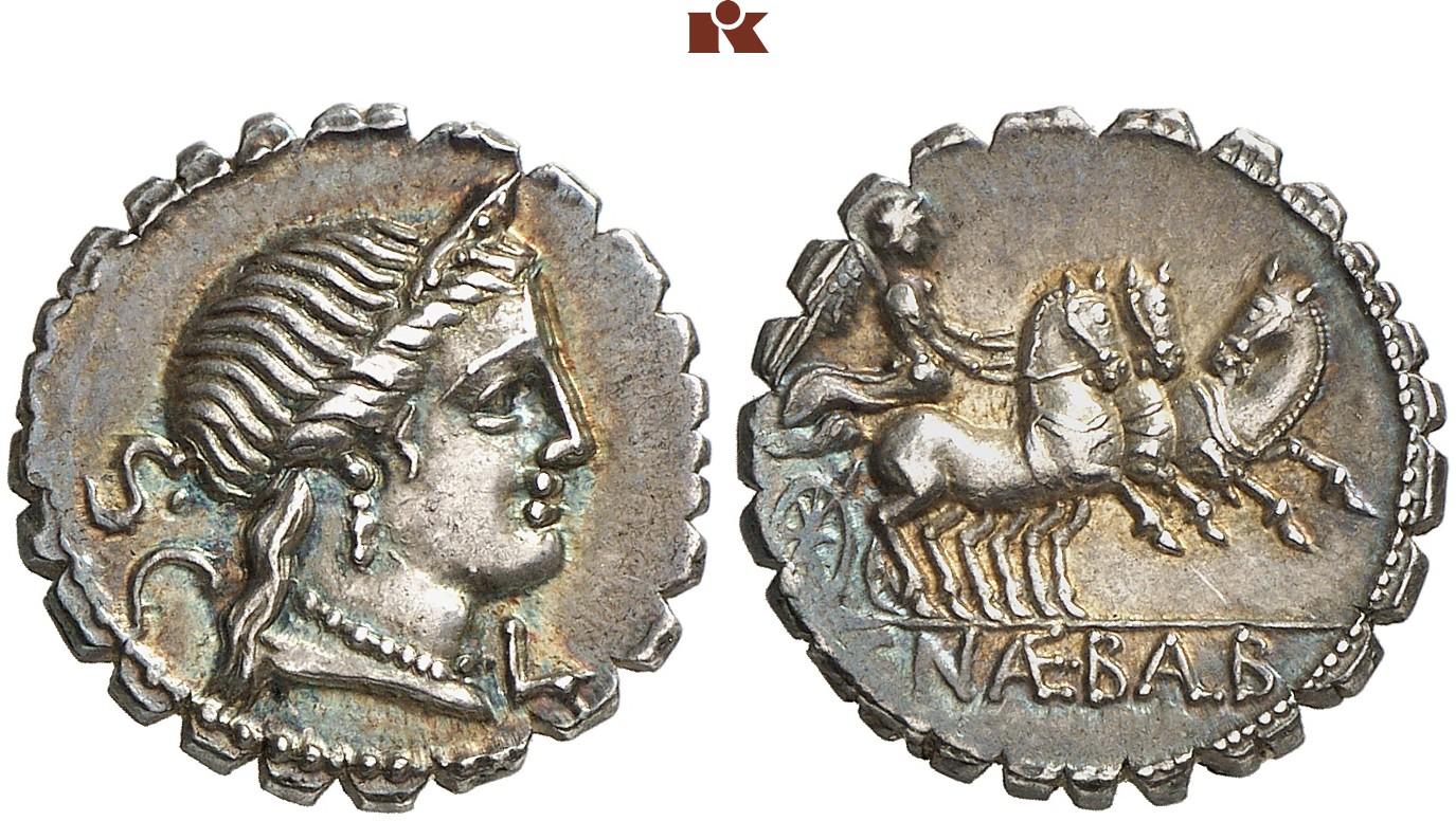 RR Denar (Serratus) 80