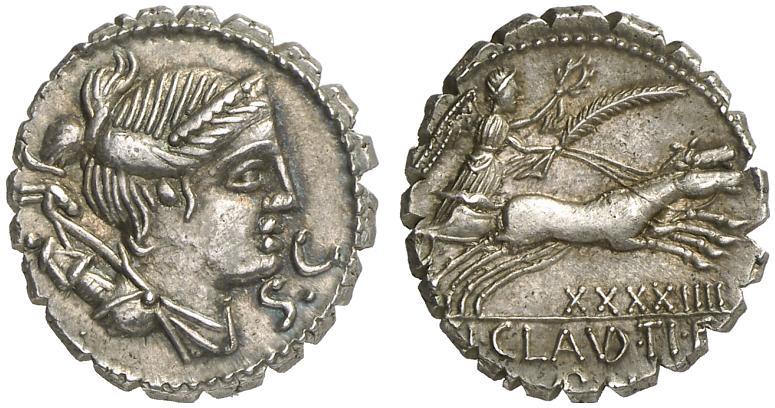 RR Denar (Serratus) 79