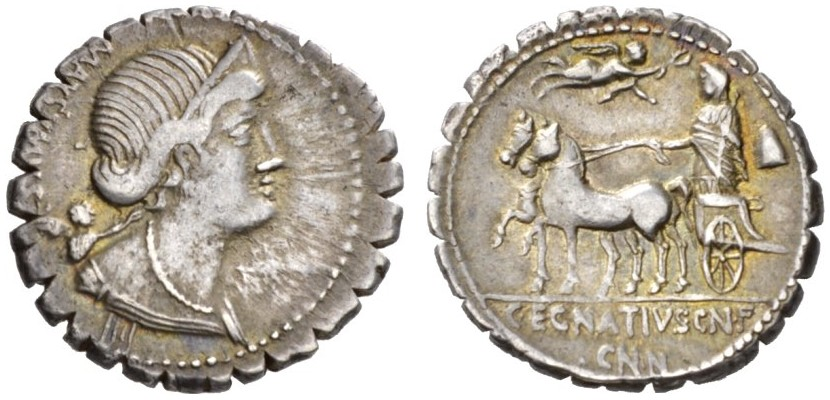 RR Denar (Serratus) 75