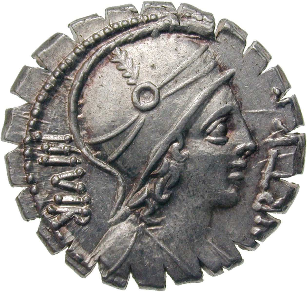 RR Denar (Serratus) 71