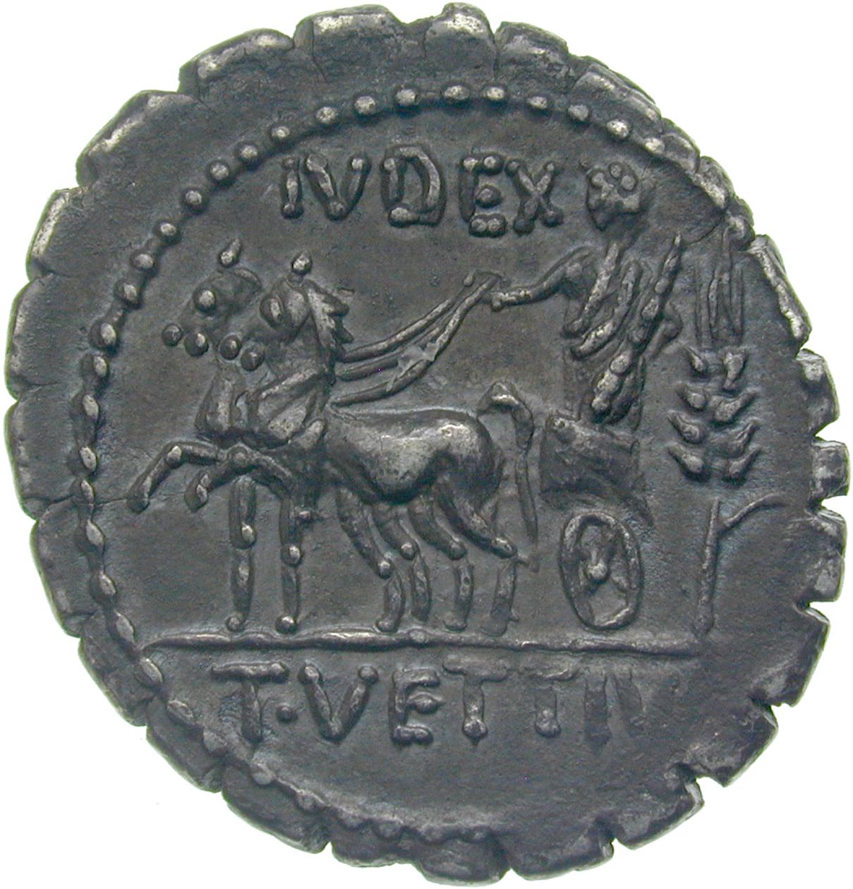 RR Denar (Serratus) 70