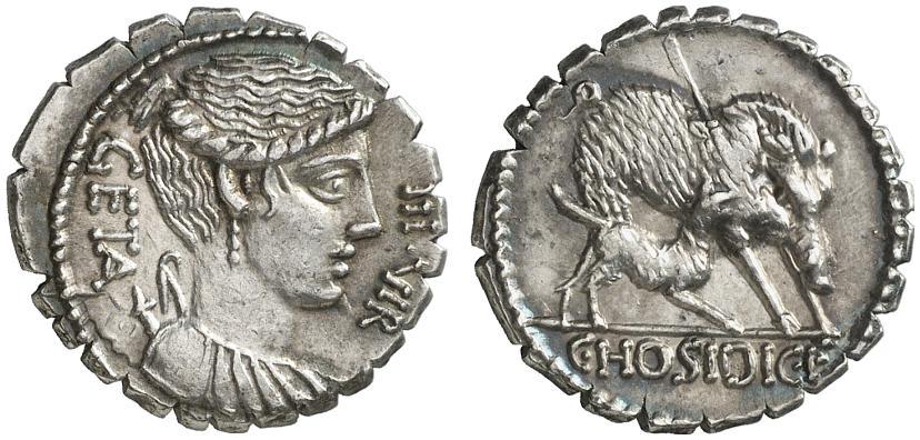 RR Denar (Serratus) 68