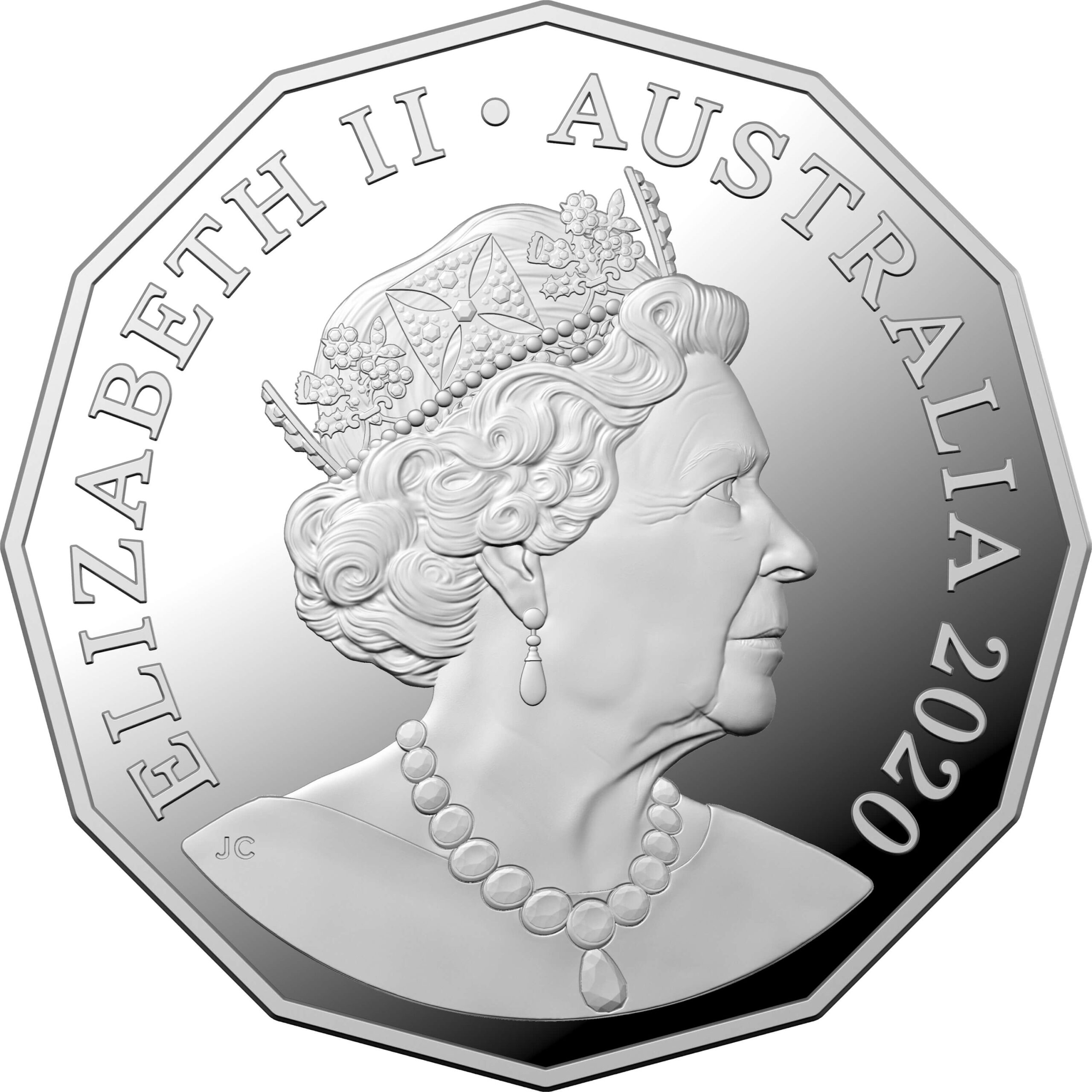 AU 50 Cents 2020