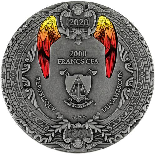 CM 2000 Francs 2020 monogram MW