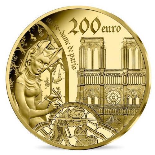FR 200 Euro 2020 Horn of Plenty