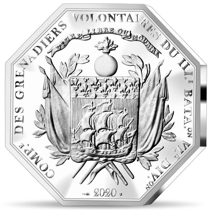 FR 25 Euro 2020 Horn of Plenty