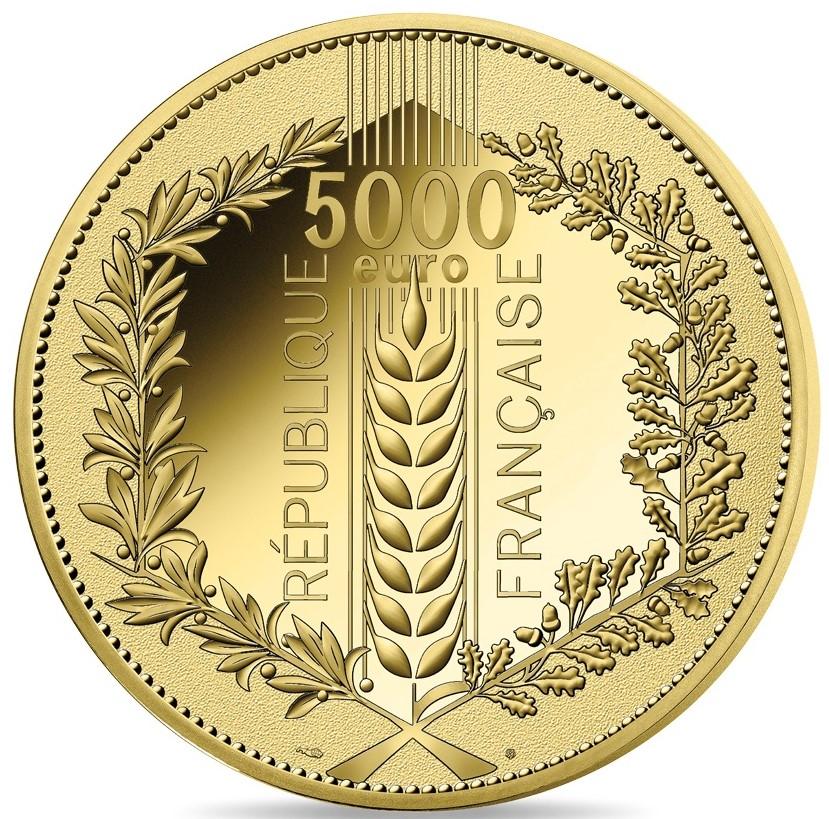 FR 5000 Euro 2020 Horn of Plenty