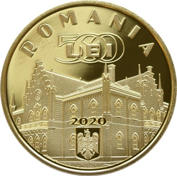 RO 500 Lei 2020