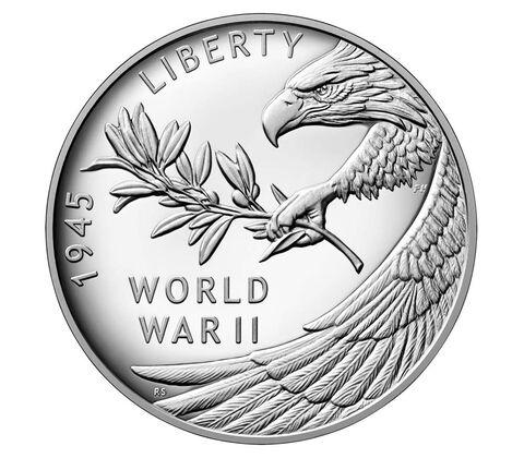 US Medal 2020 P