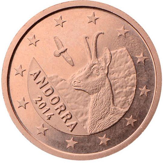 AD 1 Cent 2020