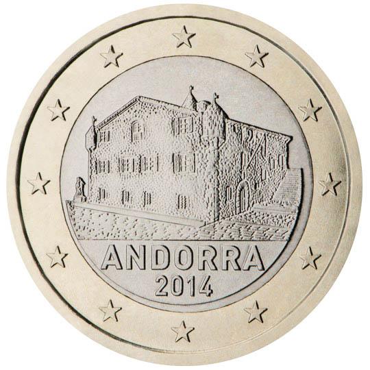 AD 1 Euro 2019