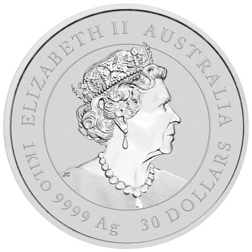 AU 30 Dollars 2021 P