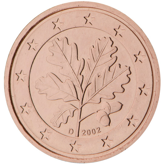 DE 1 Cent 2016 A