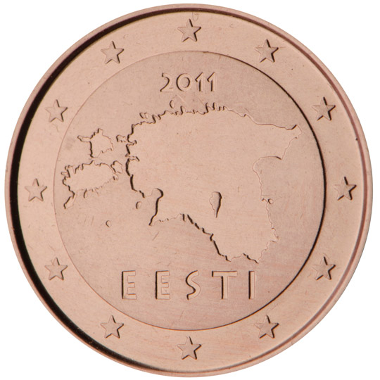 EE 1 Cent 2011