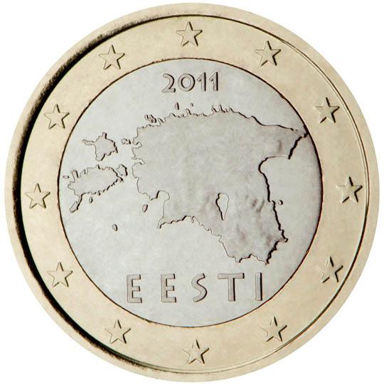 EE 1 Euro 2011