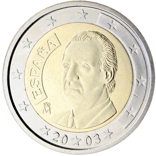 ES 2 Euro 1999 Real Casa de la Moneda Logo