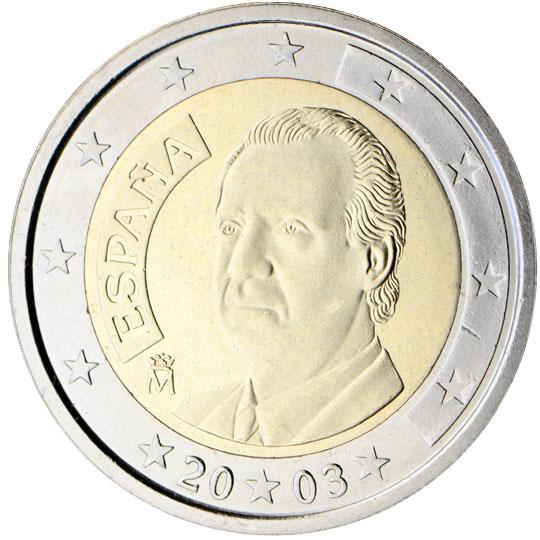 ES 2 Euro 2000 Real Casa de la Moneda Logo