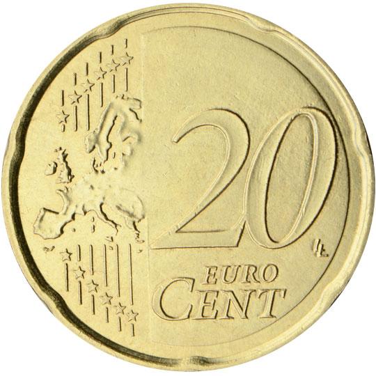 AD 20 Cent 2014
