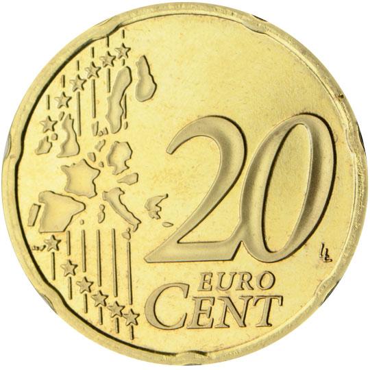 SM 20 Cent 2003 R