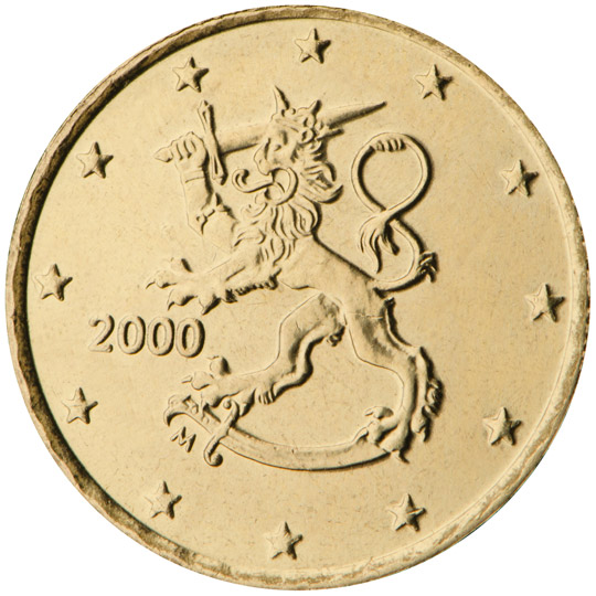FI 10 Cent 1999
