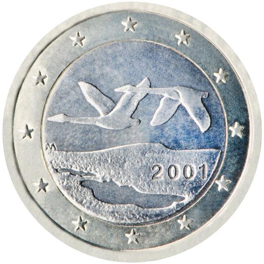 FI 1 Euro 2011 Lion