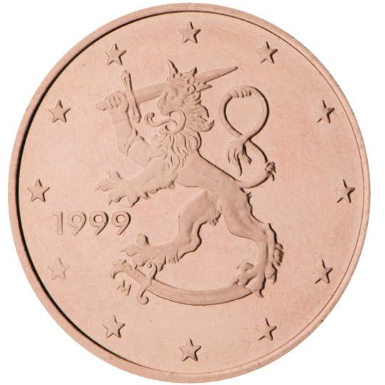 FI 5 Cent 1999